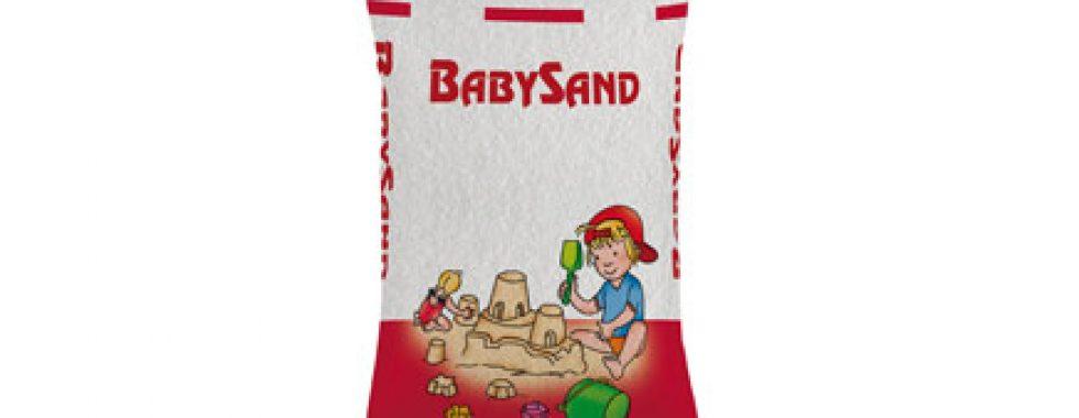 Prodotti complementari Granulati zandobbio babysand