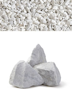 Bianco carrara Granulati zandobbio