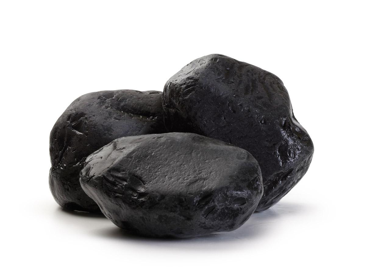 Granulati zandobbio Ciottoli Granulati zandobbio nero ebano