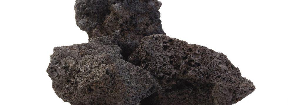 Lava nera granulati zandobbio - Pietra sinterizzata ...