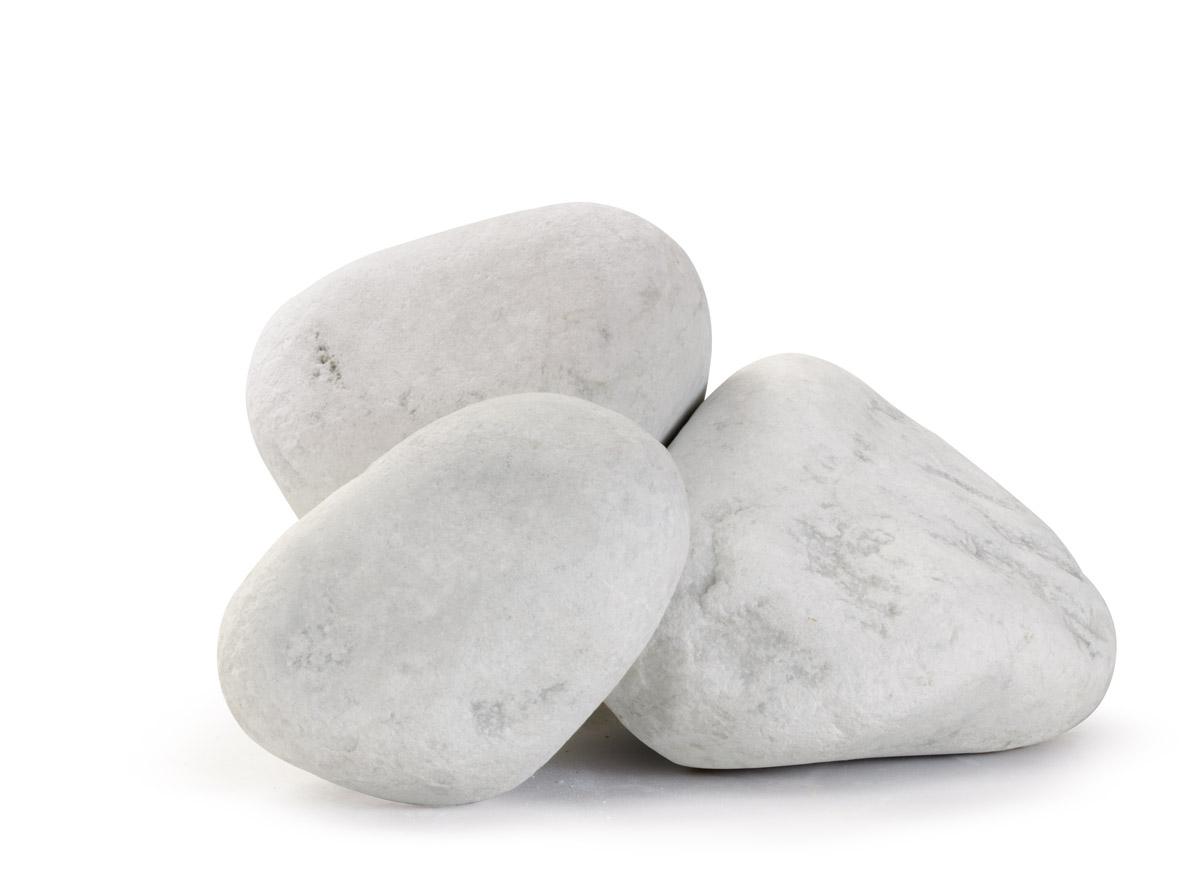 Granulati zandobbio Ciottoli Granulati zandobbio bianco carrara