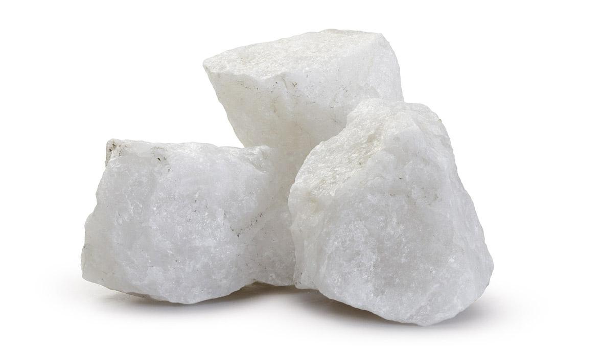 Granulati zandobbio pietra-quarzo-bianco