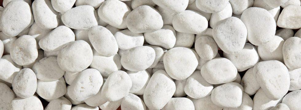 Ciottoli bianchi carrara granulati zandobbio for Ciottoli bianchi da giardino prezzi