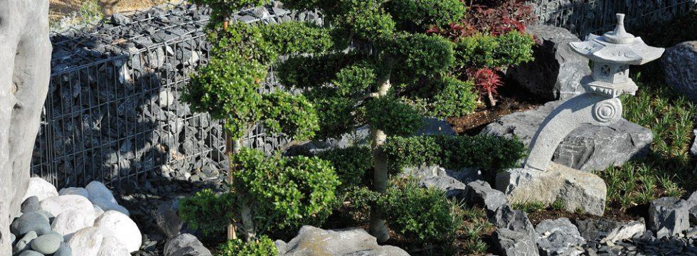 Decorazioni per il giardino granulati zandobbio - Giardini decorati ...