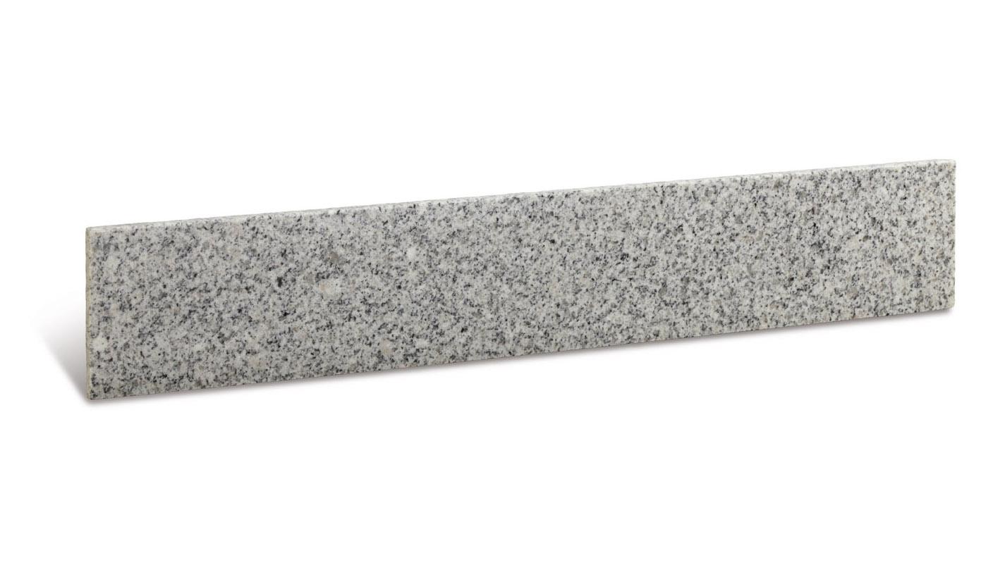 zoccolino granulati zandobbio granito bianco
