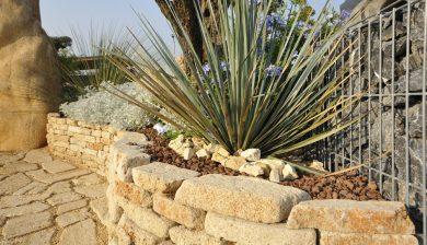 giardino Granulati zandobbio esterno