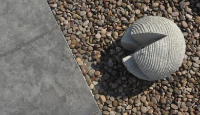 giardino particolare Granulati zandobbio