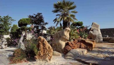 giardino sabbiato Granulati zandobbio