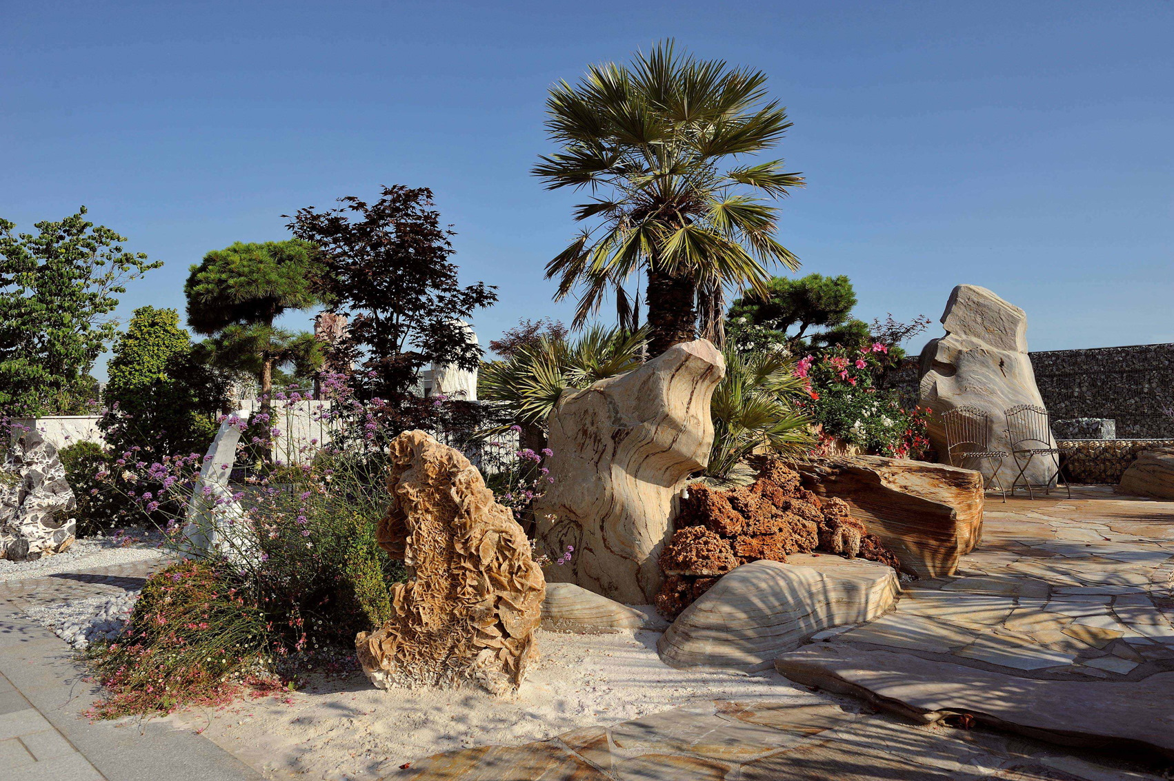 Photogallery granulati zandobbio granulati zandobbio - Palizzate per giardino ...