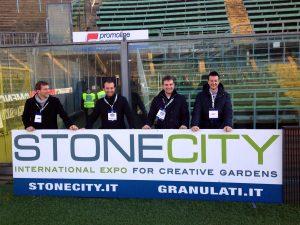 Atalanta Stone city STONECITY