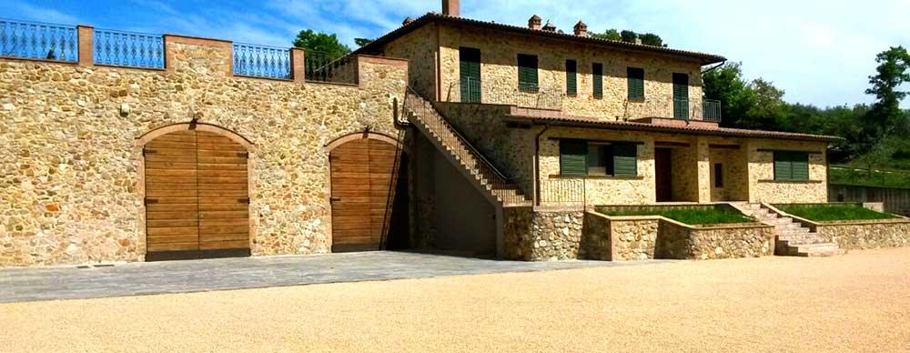 Gravelfix e granulati Cantina Arizzi Siena