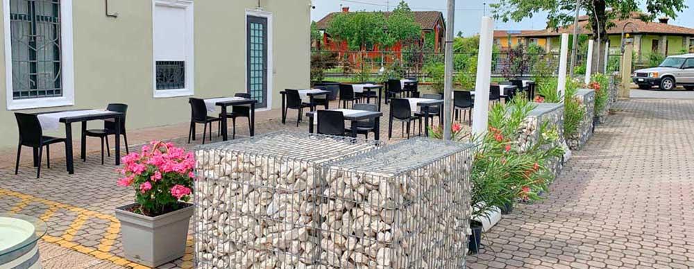 Ristorante Al Gambero Orzinuovi Natural Stone Box