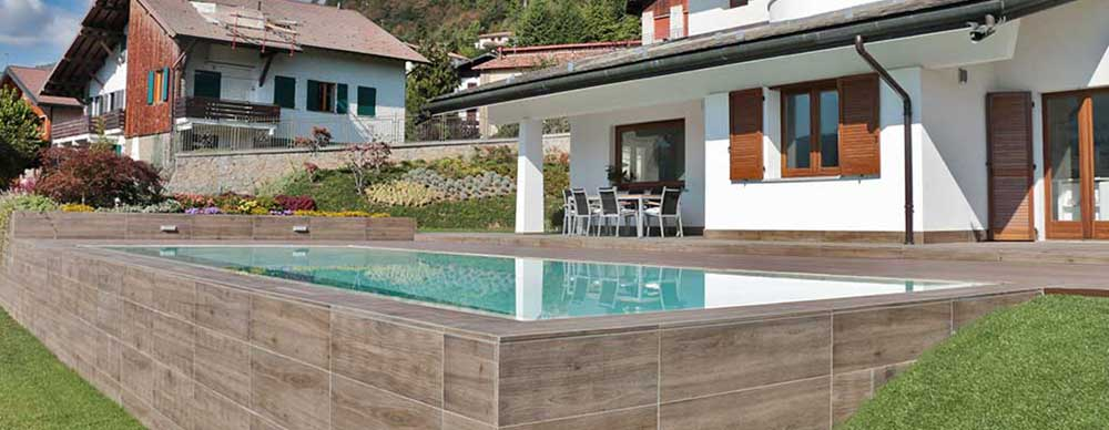 Villa with pool Bergamo