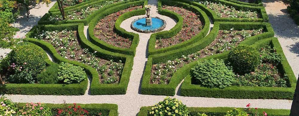 Gravelfix e granulati giardino privato notai Venezia