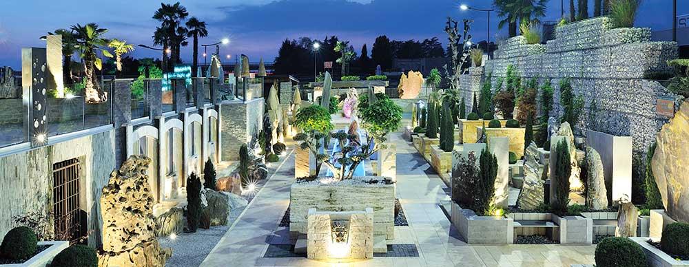 Stone City Bolgare esposizione dell'architettura del paesaggio