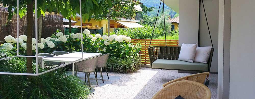 Casanova arredamenti Bergamo pavimento in ghiaia Gravelfix
