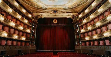 Granulati Zandobbio for the Donizetti Theater