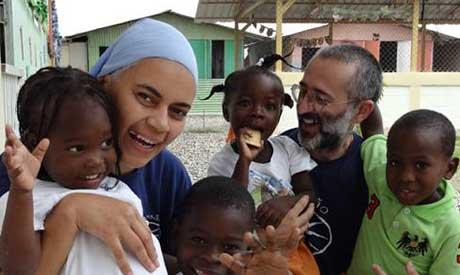 Granulati Zandobbio for Haiti